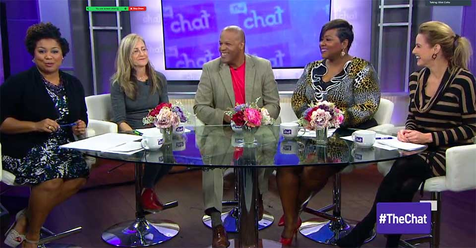 The Chat Monday February 8: Hot Topics